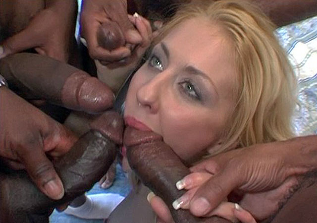 julie silver interracial